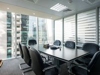Fully Fitted Office Commercial in One Business Bay-photo @index