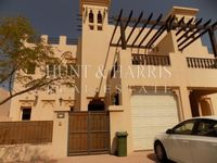 3 Bedroom Villa in Al Hamra Village Townhouses-photo @index
