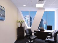 Fully Fitted Office Commercial in Al Dafna-photo @index