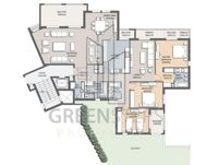 3 Bedroom Apartment in Kornet Chehwan-photo @index